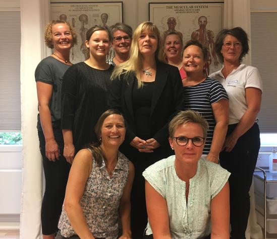 Fysiurgisk massøruddannelse i Horsens